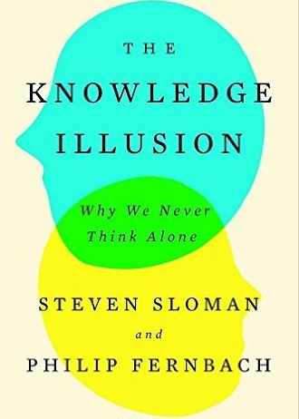 Knowledge Illusion Cover