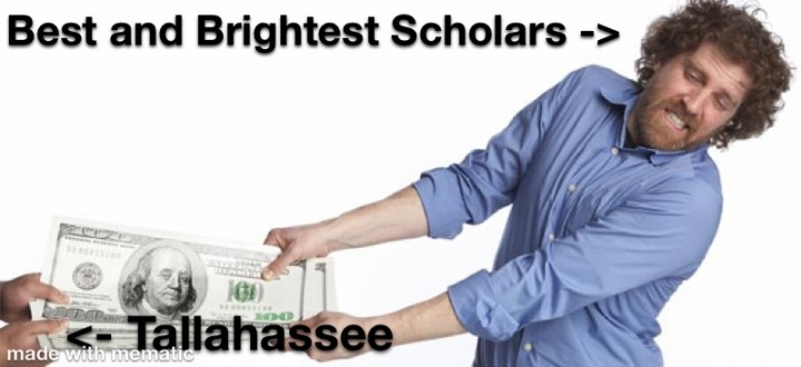 Best And Brightest Scholarship 2020 The $7,200 Question: Will Current Best and Brightest Scholars Take
