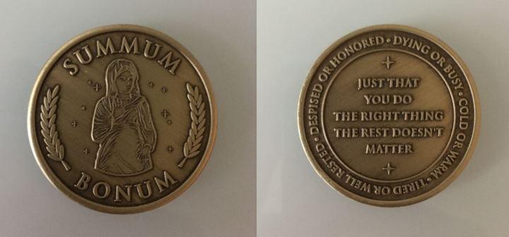Marcus Coin